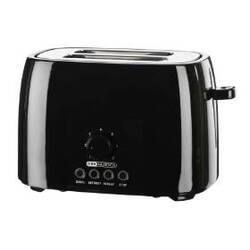 OBH Nordica Piano Black toaster; Type 2674
