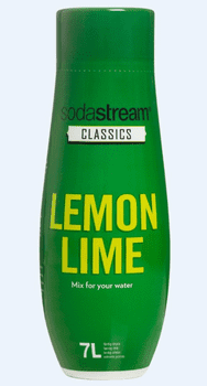 Sodastream Lemon Lime smag, 440 ml.