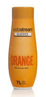Orange sodastream smag - 440 ml
